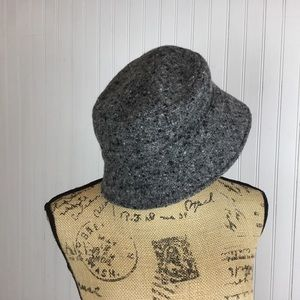 J. Crew Wool Tweed Bucket Hat